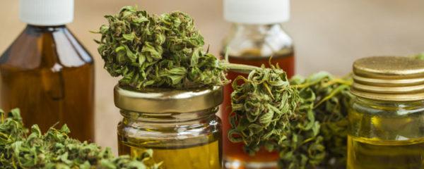 Combinaison du CBD  huiles essentielles